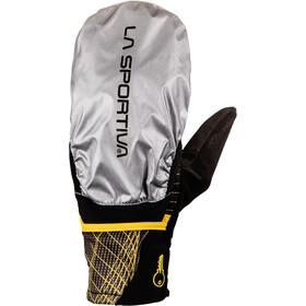 La Sportiva Trail Gloves Herren black/yellow